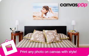 CanvasPop Gift Card