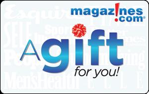 Magazines.com Gift Card
