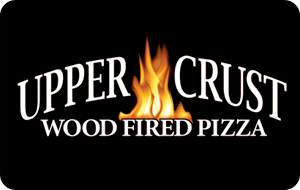 Upper Crust Wood Fired Pizza Gift Card