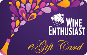 Wine Enthusiast Gift Card