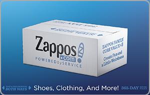 Zappos.com Gift Card