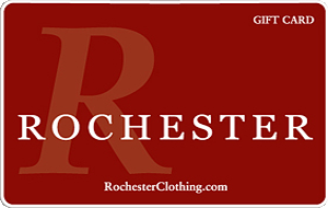 Rochester Big & Tall Gift Card