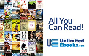 Unlimited eBooks Gift Card