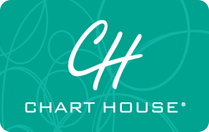 Chart House Restaurant Gift Card