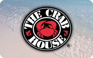 The Crab House Gift Card