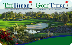 GolfThere Gift Card