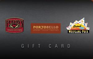Portobello Gift Card