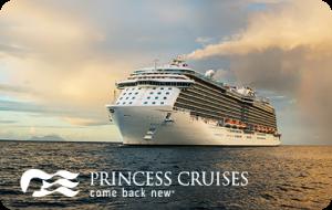 Princess Cruises Gift Card