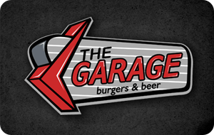 The Garage Gift Card