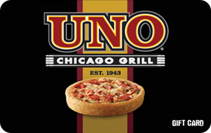 Uno Gift Card
