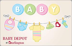 Baby Depot at Burlington