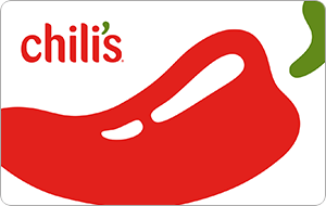 Buy Chili's® Grill & Bar Gift Cards with Amex Express Checkout