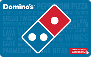 $25 Domino's eGift Card
