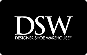 $50 DSW Gift Card