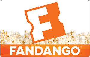 Buy a $25 Fandango Gift Card