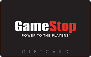 $50 GameStop Gift Card
