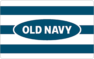 $50 Old Navy eGift Card