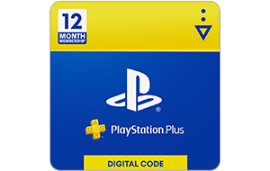 Sony PlayStation Plus - 12 Months eGift Card