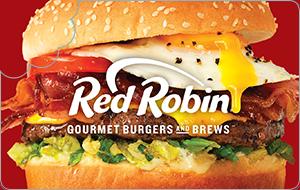 $50 Red Robin eGift Card