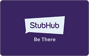 Amex Express Checkout >> Stubhub Egift Card