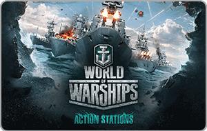 Wargaming World of Warship