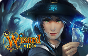 Buy KingsIsle Wizard101 Gift Cards with Skrill