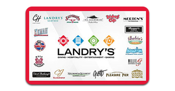 Join the Landry's Select Club. As a member of Landry's Select Club, you can earn points for visiting one of our participating restaurants from coast to coast. As your points accumulate, they add up to great rewards for you to enjoy on future visits.