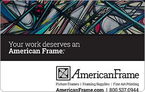 American Frame Gift Card