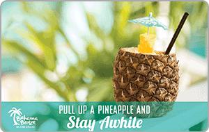 Bahama Breeze Gift Card