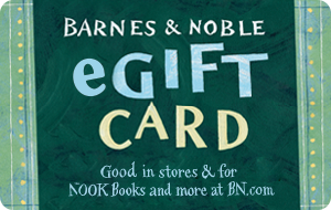 Barnes & Noble Booksellers Gift Card