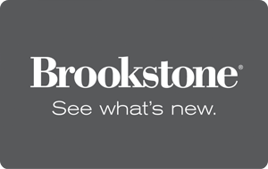 Brookstone Gift Card