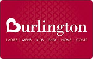 Burlington Coat Factory Gift Card