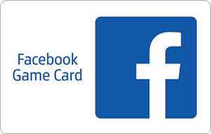 Facebook Game Card Gift Card