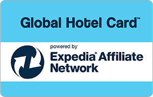 Global Hotel Card Powered by Orbitz Gift Card