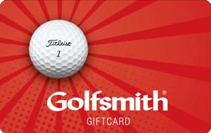 Golfsmith Gift Card