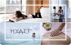 Hyatt Hotels and Resorts Gift Card