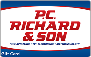 P.C. Richard and Son Gift Card