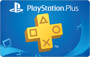Sony Playstation Plus 12 Months Gift Card