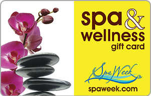Spa and Wellness Gift Card by Spa Week Gift Card