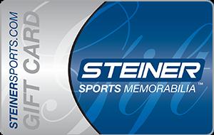 Steiner Sports Memorabilia Gift Card