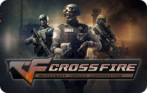 CrossFire Gift Card