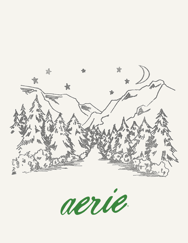 aerie Drawing Greeting